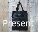 ショップバッグをプレゼント